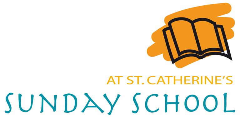 St Caths Sun School Logo